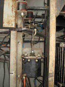 Rear air brake actuator 01