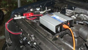 Inverter Ready to go