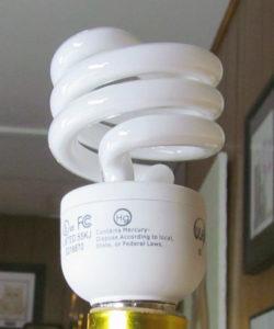 100 watt CFL