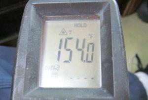 Cree Body Temperature